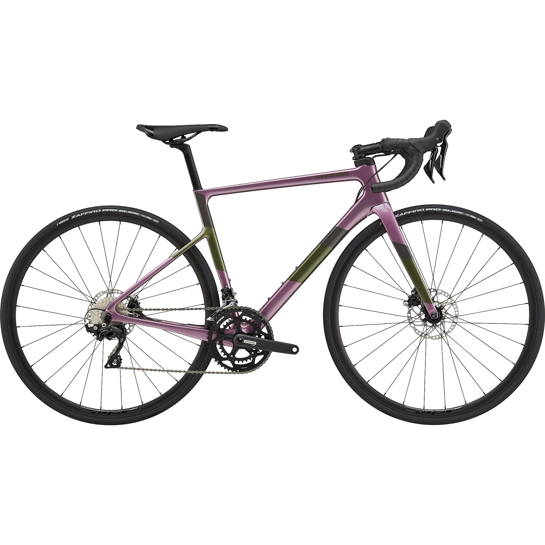 Cannondale SUPERSIX EVO DISC - 105 Bicicleta de carretera de carbono para mujer - 2021 - Lavender