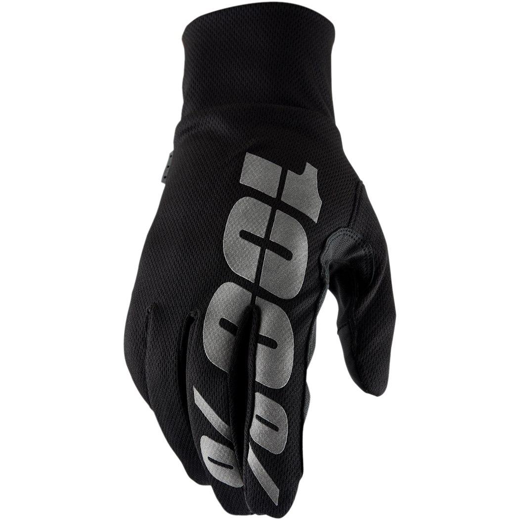 100% Hydromatic Waterproof Glove - Black