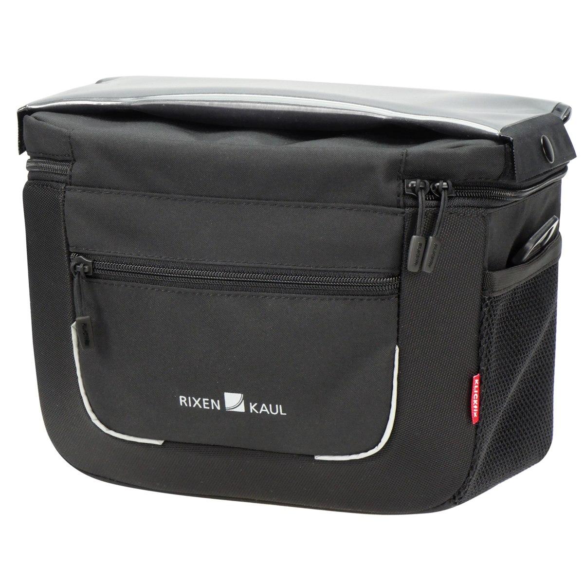 Image of KLICKfix Aventour Handlebar Bag 0271A - black