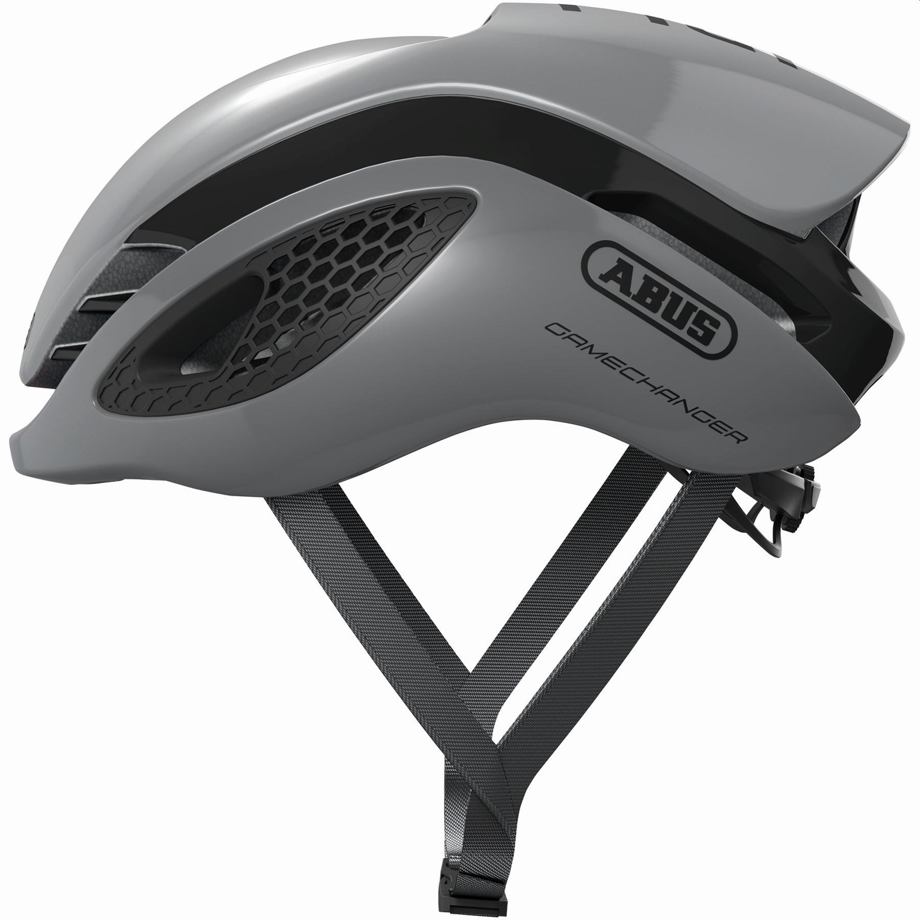 ABUS GameChanger Casco de Bicicleta - race grey