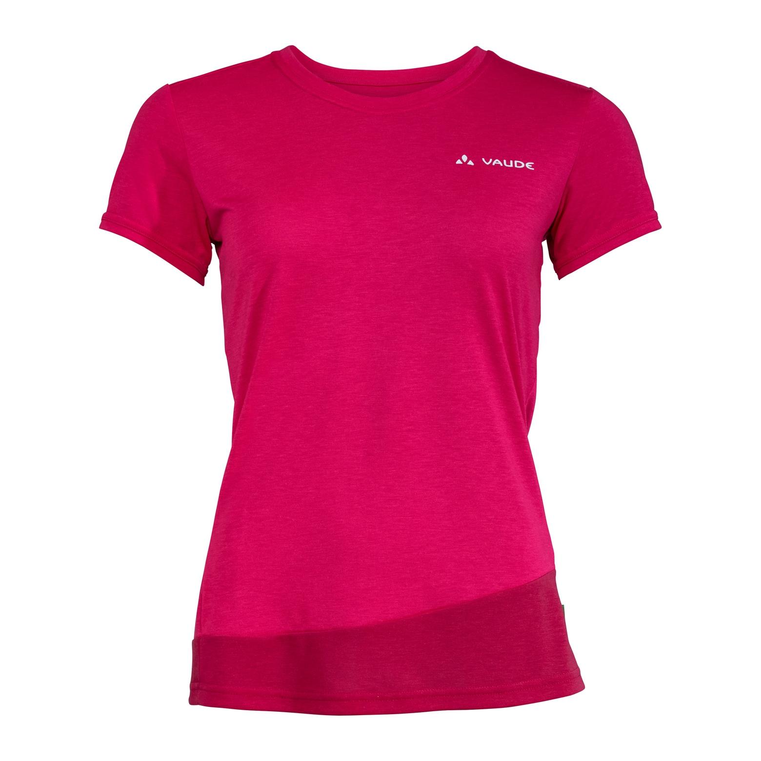 Vaude Sveit Damen Shirt - bramble