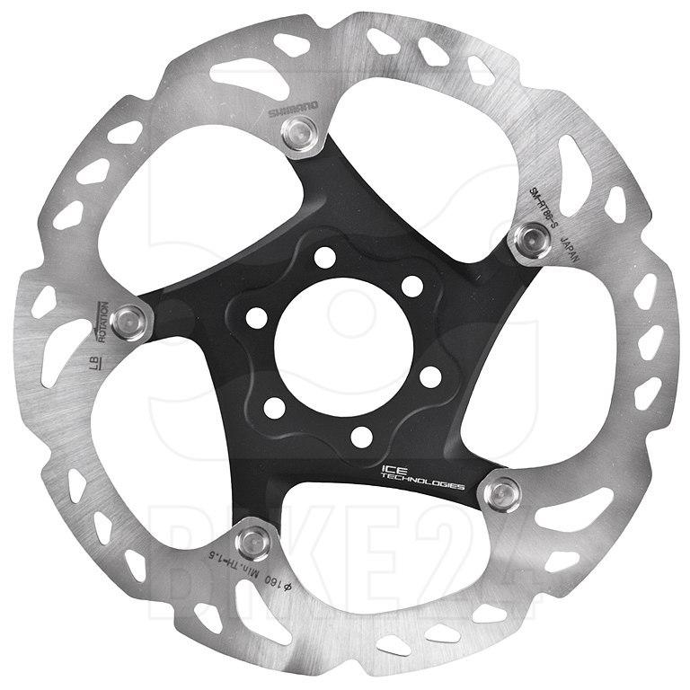 Produktbild von Shimano Deore XT SM-RT86 Bremsscheibe 6-Loch
