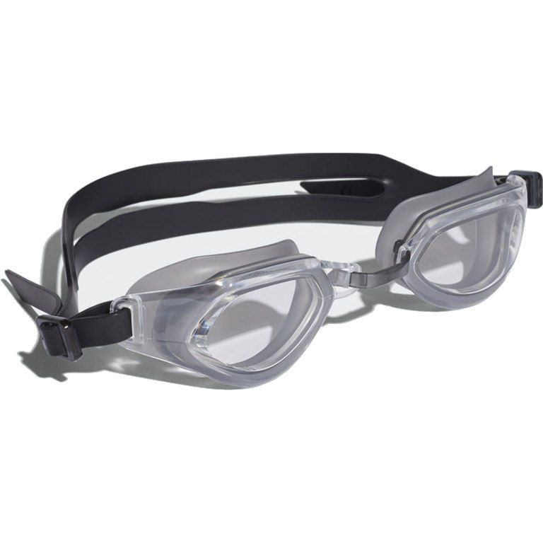 adidas Kids Persistar Fit Unmirrored Swim Goggles - grey/utility black/utility black BR1065