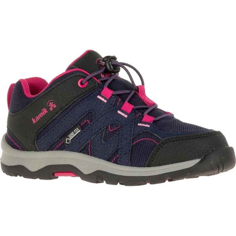 Kamik Bain GTX Kleinkinder Schuhe - Navy/Rose