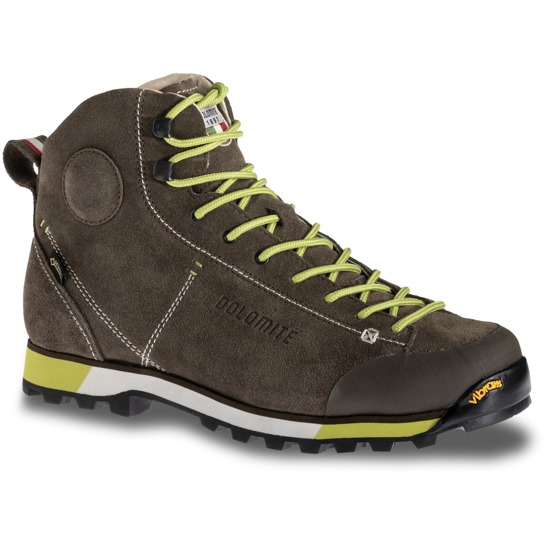 Dolomite 54 Hike GTX Shoe - mud/green
