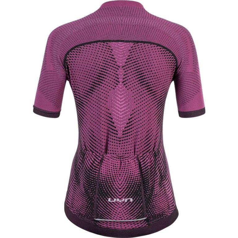 Bild von UYN Activyon Biking T-Shirt Damen - Violet Rose/Pink/Black
