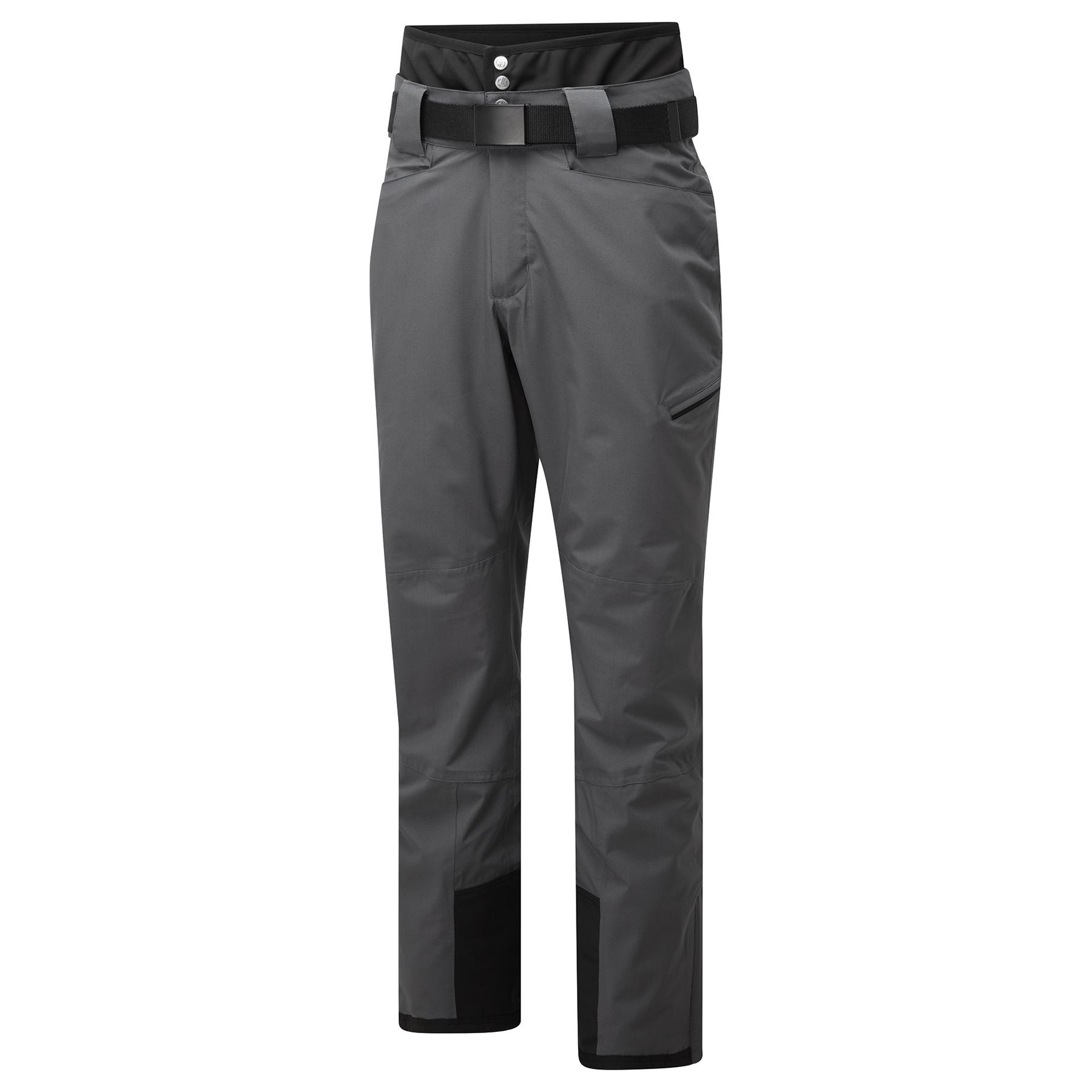 Dare 2b Absolute II Ski Pants - 7CA Ebony Grey/Black