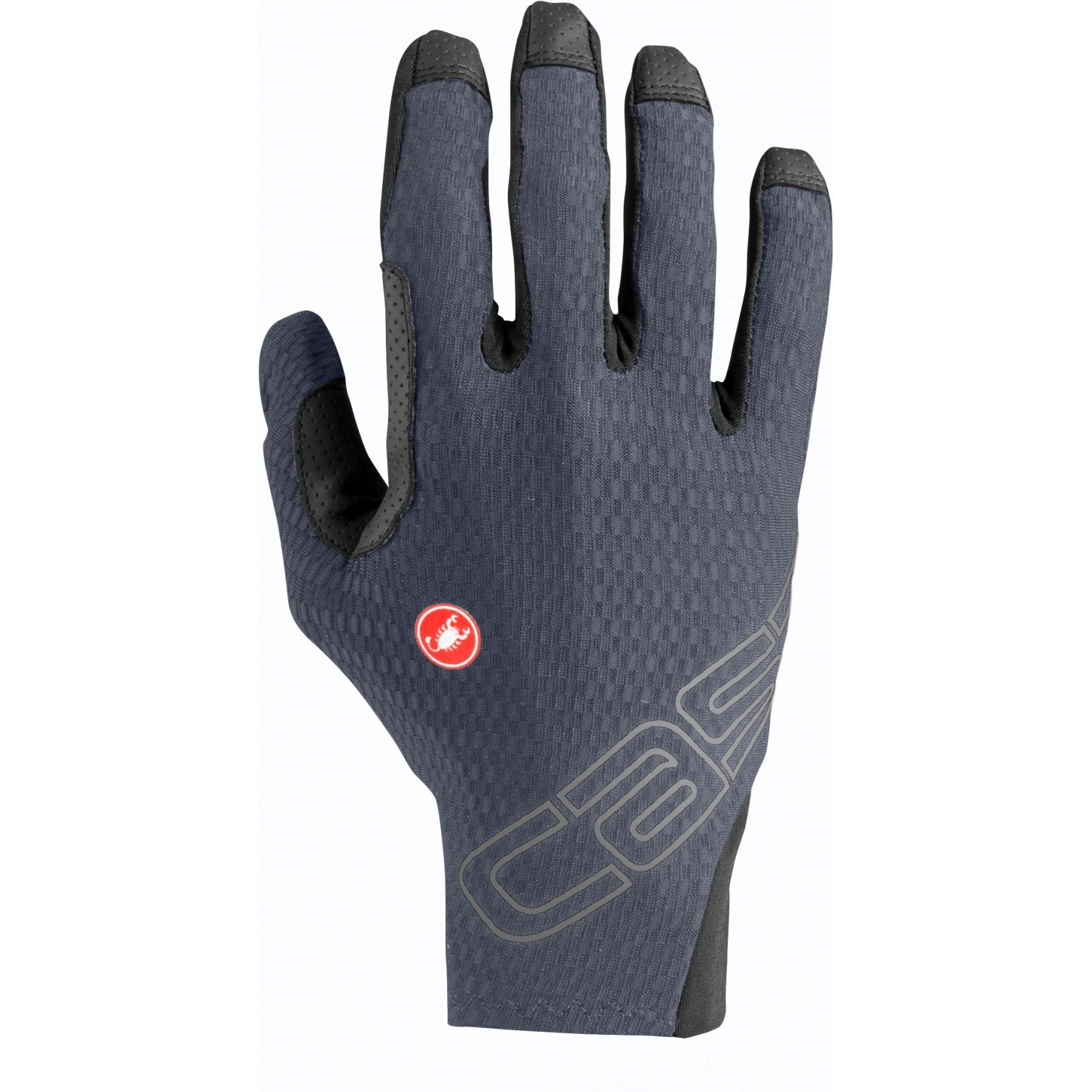 Castelli Unlimited LF Gloves - dark steel blue 070