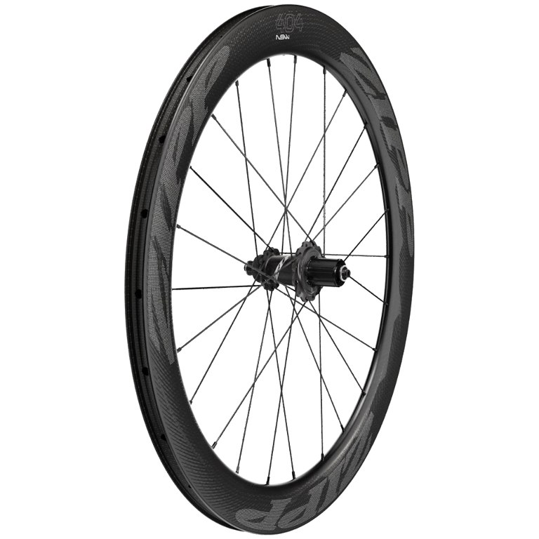 Image of ZIPP 404 NSW Carbon Rear Wheel - Tubeless - Clincher - Centerlock - 12x142mm / QR