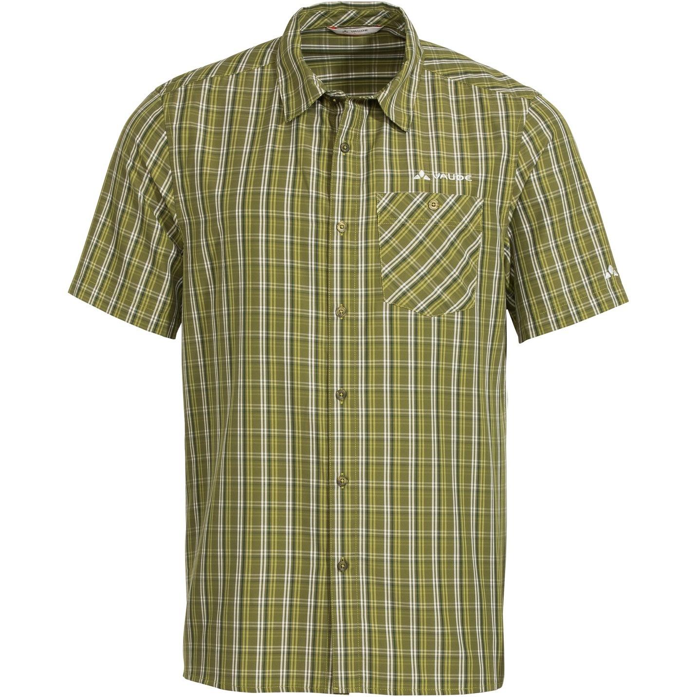 Vaude Men's Albsteig Shirt II - wild lime