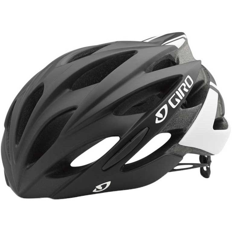 Giro Savant Helm 18 - matte black/white