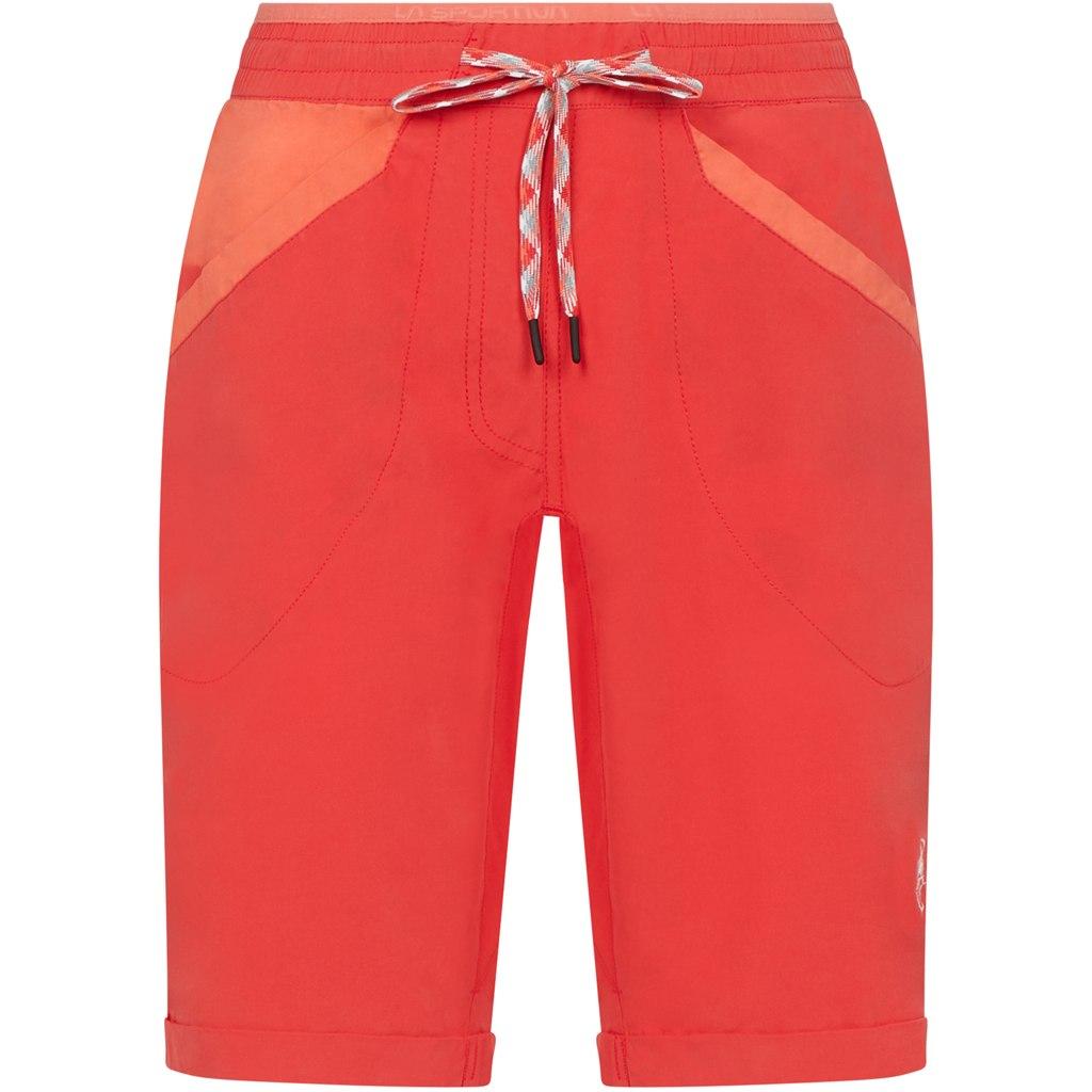 La Sportiva Nirvana Shorts Women - Hibiscus/Flamingo