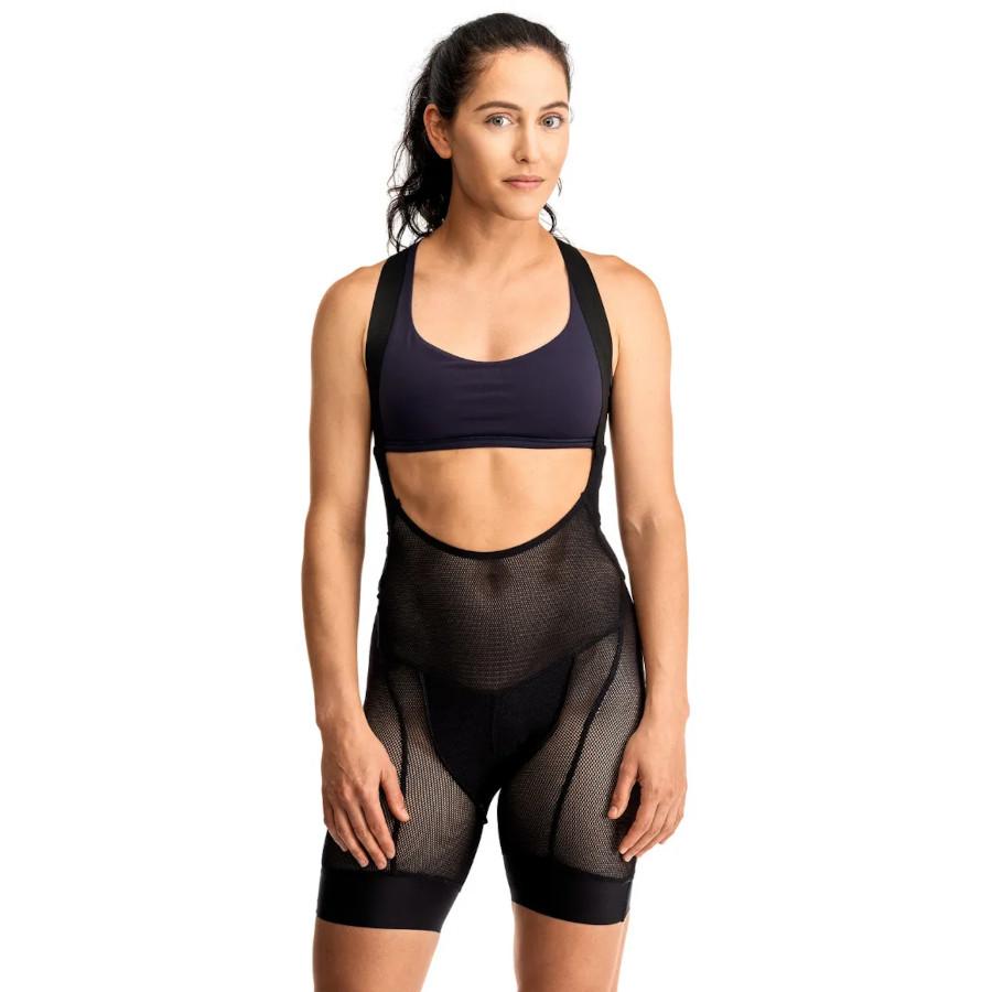 Imagen de 7mesh Foundation Pantalones interiores con tirantes para mujer - Black