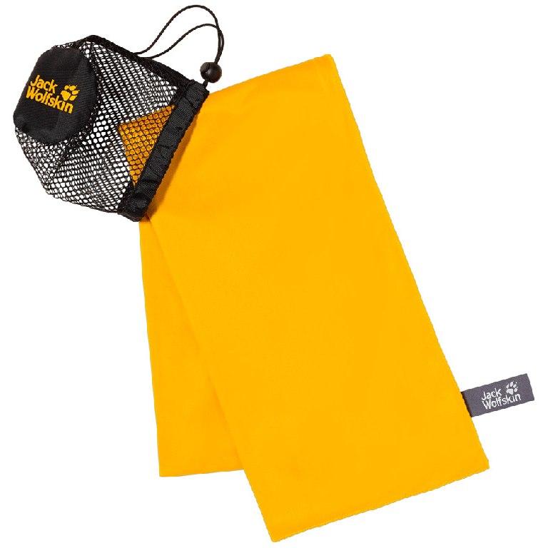 Image of Jack Wolfskin Wolftowel Light XL - burly yellow