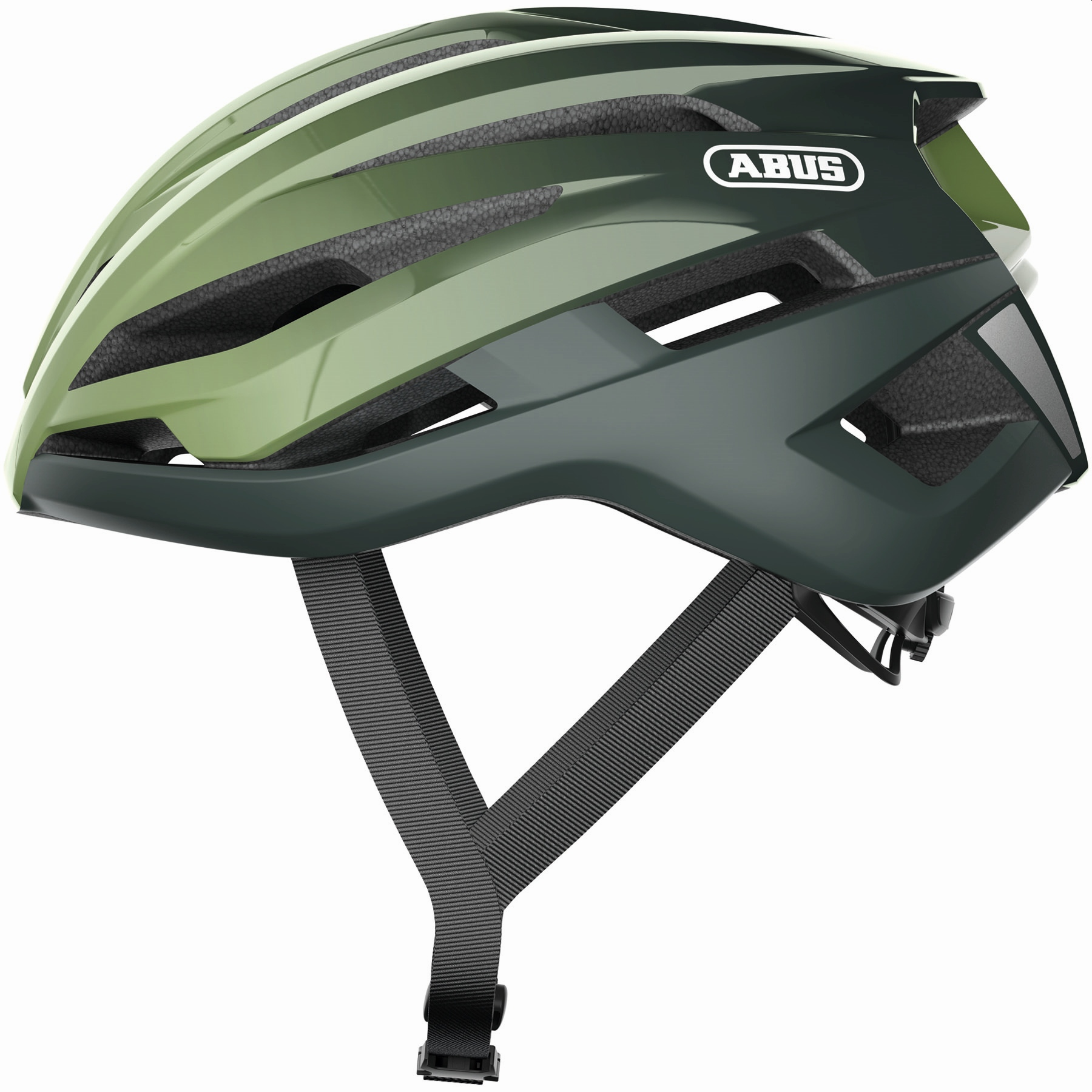 ABUS StormChaser Casco Carretera - opal green
