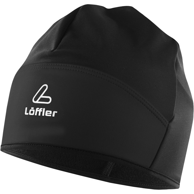 Löffler Windstopper Hat Flaps 21716 - black 990