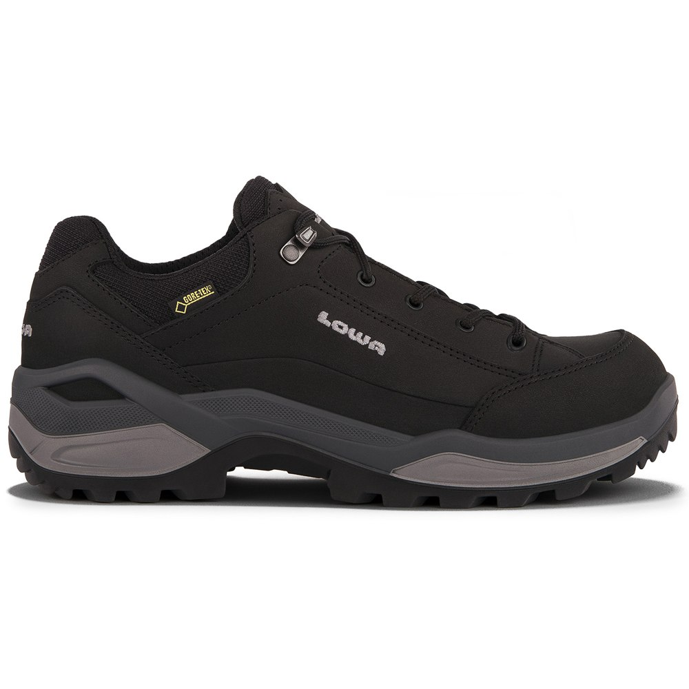 LOWA Renegade GTX LO Shoe - black/graphite