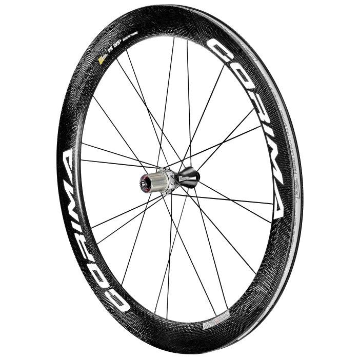 CORIMA 58 WS+ - Carbon Rear Wheel 28 Inch - Clincher - 10x130mm QR