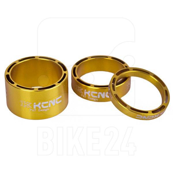 Bild von KCNC Hollow Design Steuersatz Spacer Set (3 Stück)