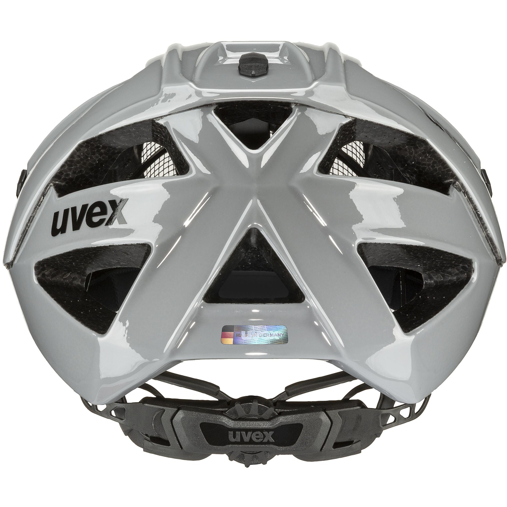 Bild von Uvex quatro Helm - rhino black