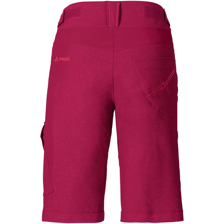 Bild von Vaude Tremalzo Damen Shorts II - crimson red