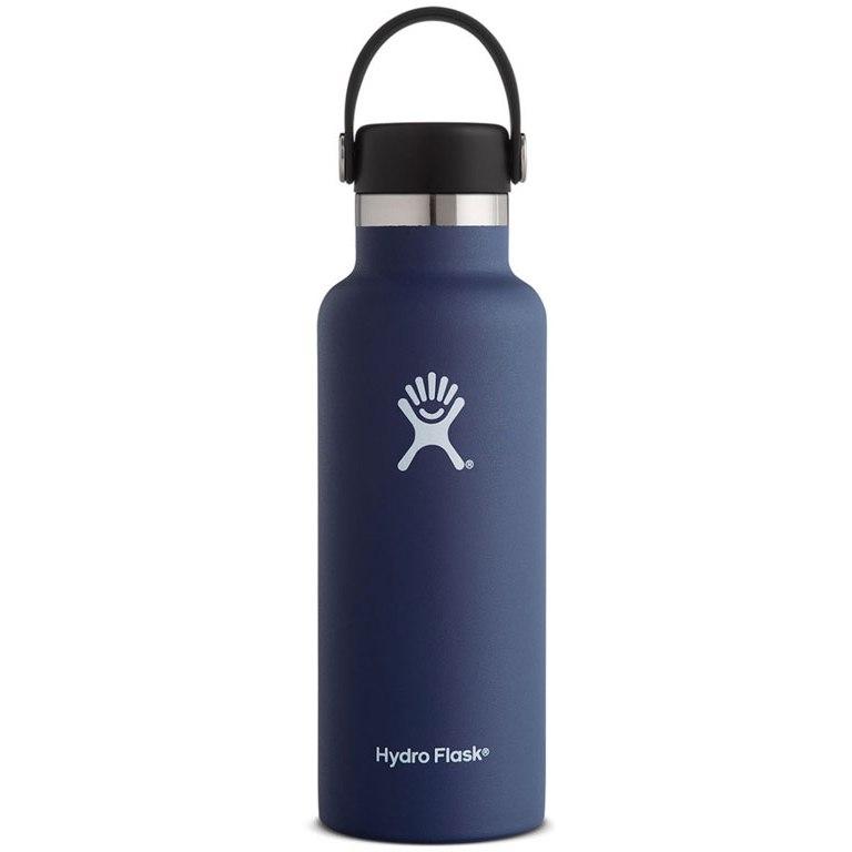 Bild von Hydro Flask 18 oz Standard Mouth Flex Cap Thermoflasche 532ml - Cobalt