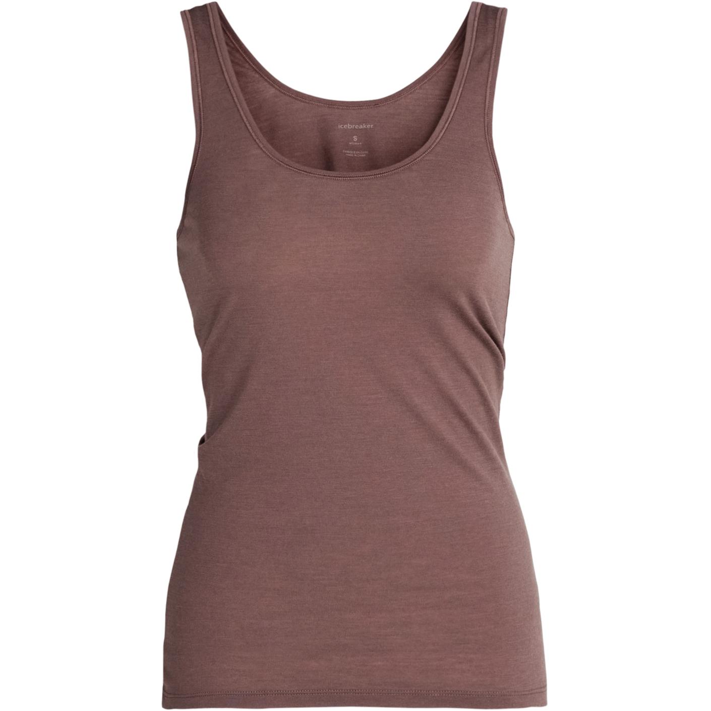 Produktbild von Icebreaker Siren Tank Damen Trägerhemd - Mink