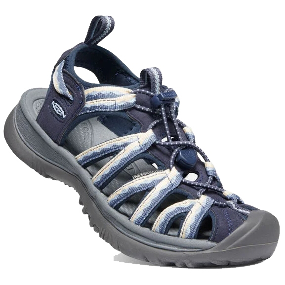 KEEN Whisper Women's Sandals - navy/blue fog