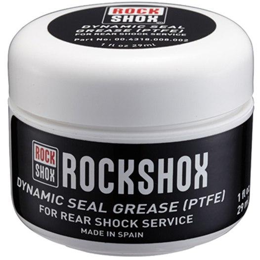 RockShox Dynamic Seal Grease (PTFE) for Rear Shock 29.57 ml