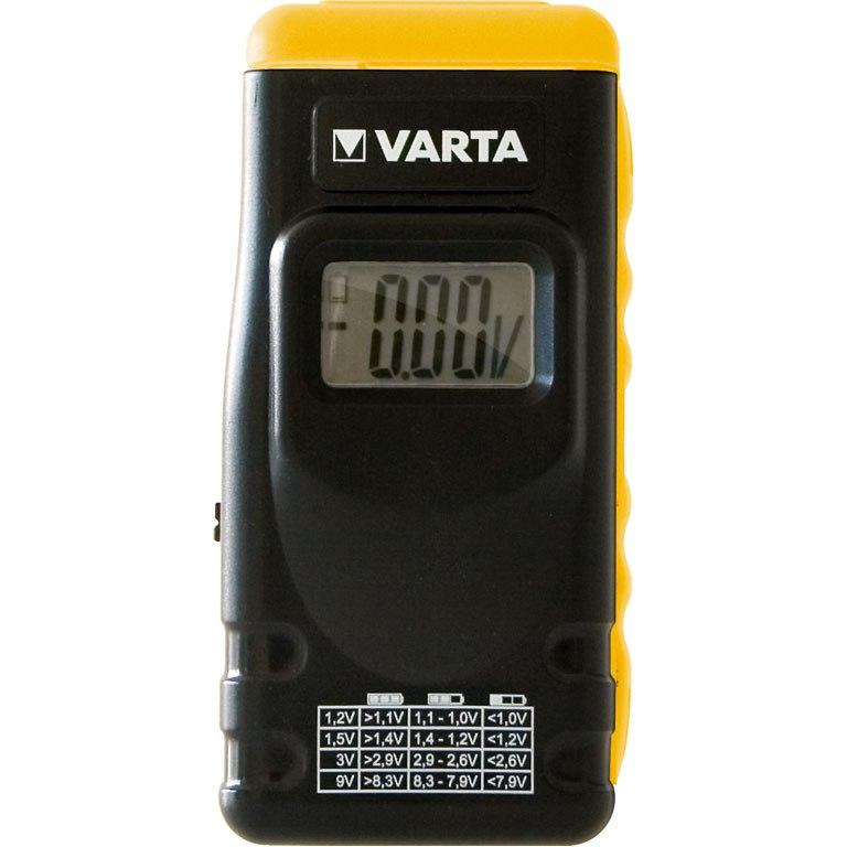 Image of Varta LCD Digital Battery Tester