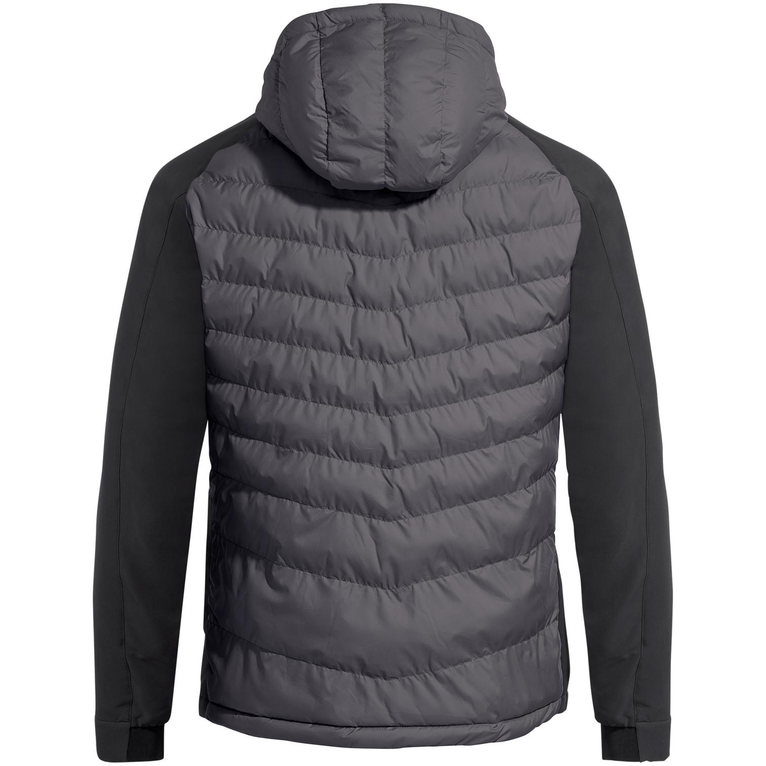 Image of Vaude Men's Elope Hybrid Jacket - iron