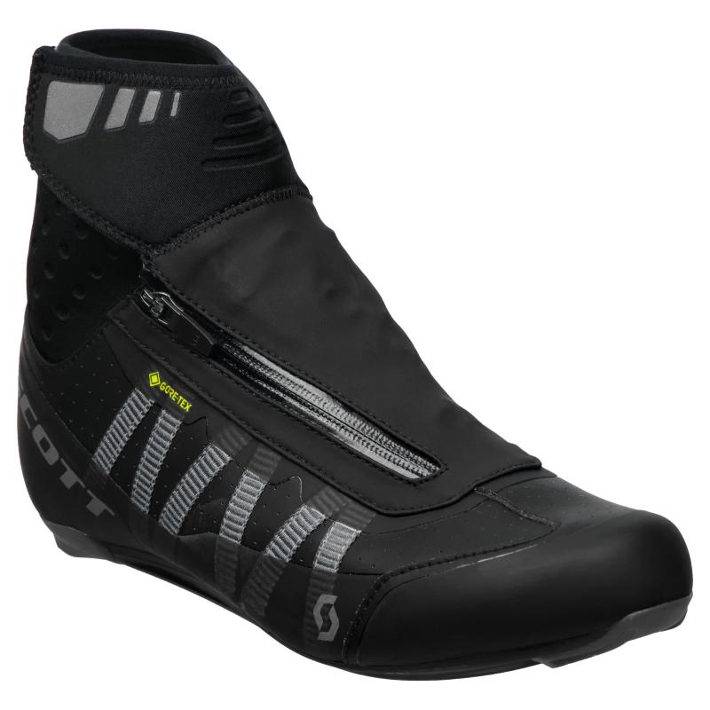 Produktbild von SCOTT Road Heater Gore-Tex Schuh - black/black reflective