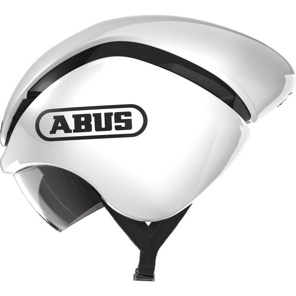 ABUS GameChanger Casco TT - shiny white