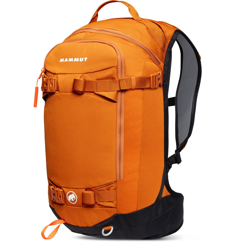 Mammut Nirvana 18 Backpack - dark cheddar-black
