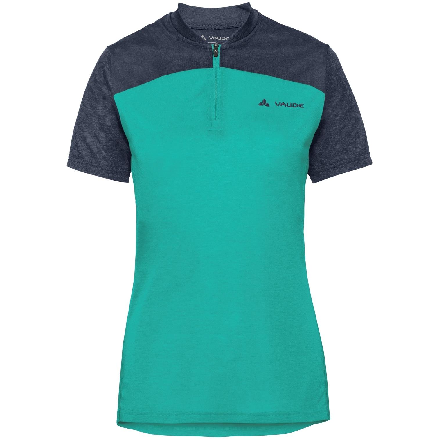 Vaude Tremalzo Damen-Shirt IV - peacock