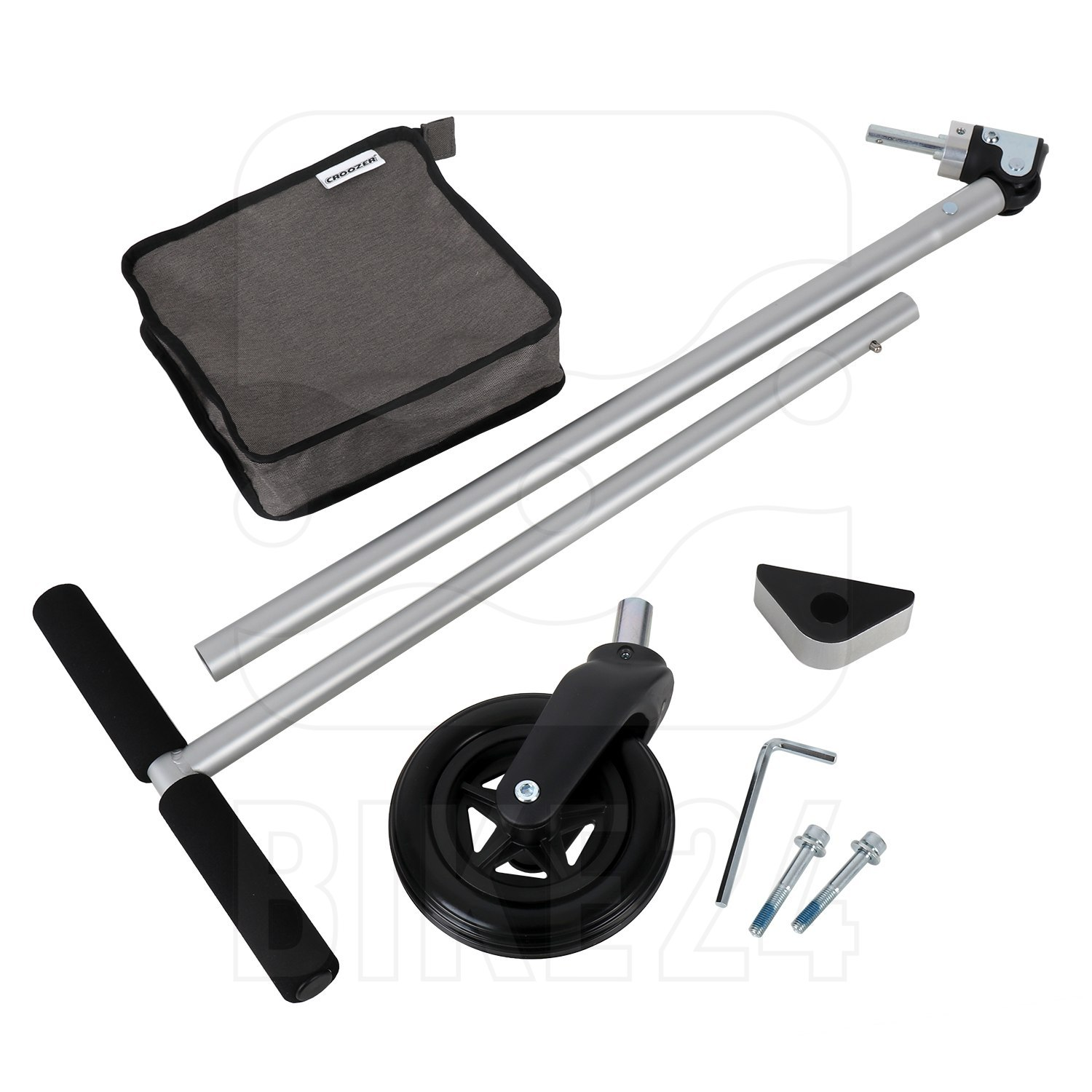 Picture of Croozer Handcart Kit for Cargo Trailer
