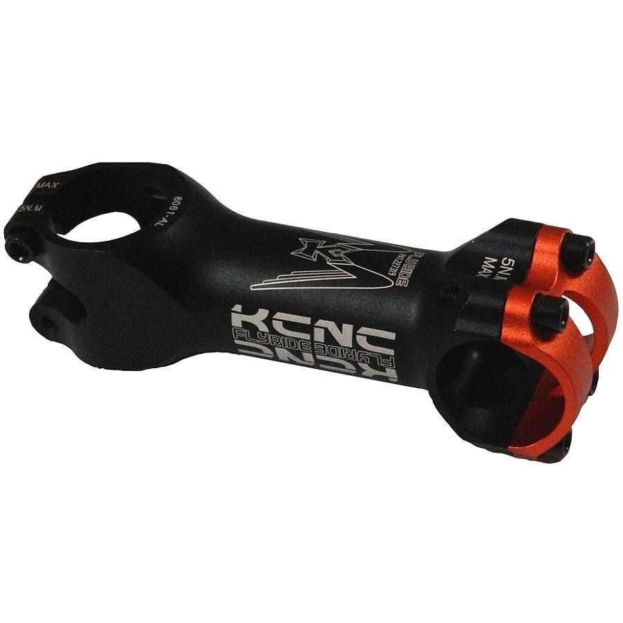 Image of KCNC Fly Ride C 31.8 Stem - black / orange