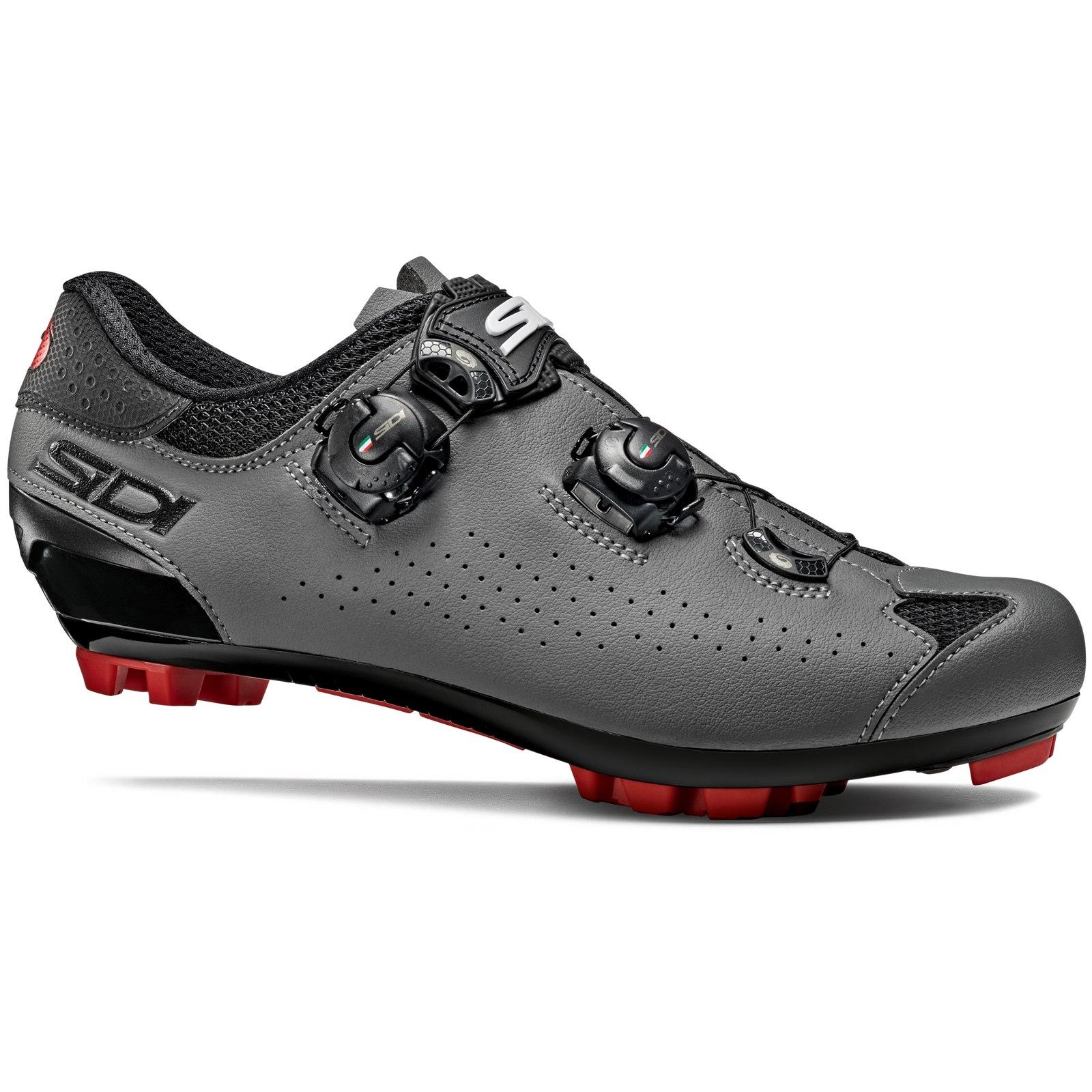 Sidi Eagle 10 MTB Schuhe - black/grey