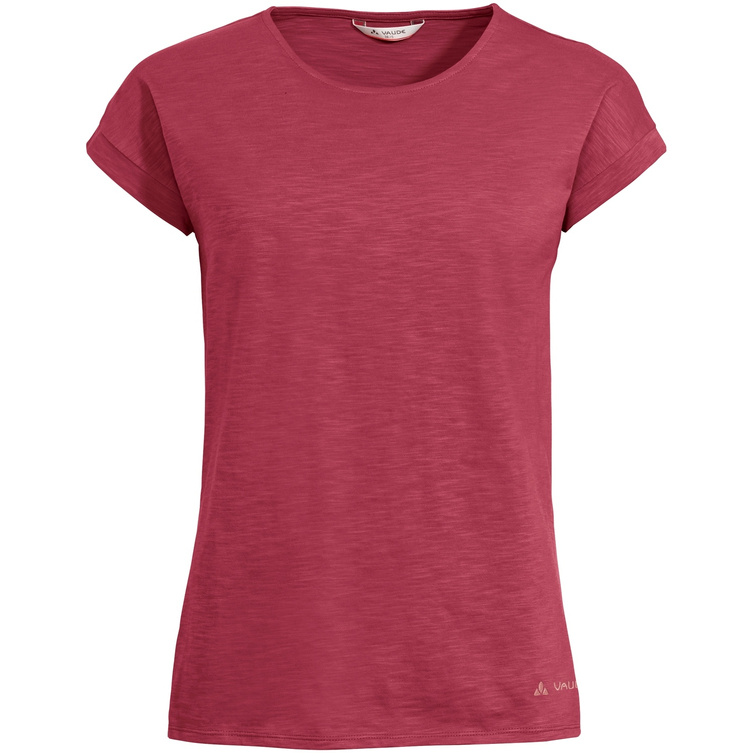 Bild von Vaude Moja Damen T-Shirt IV - red cluster