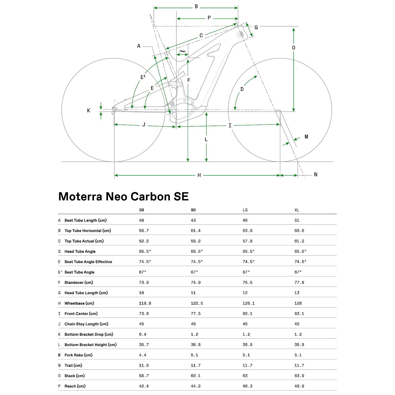 "Bild von Cannondale MOTERRA NEO Carbon SE - 29"" MTB E-Bike - 2021 - Stealth Gray"