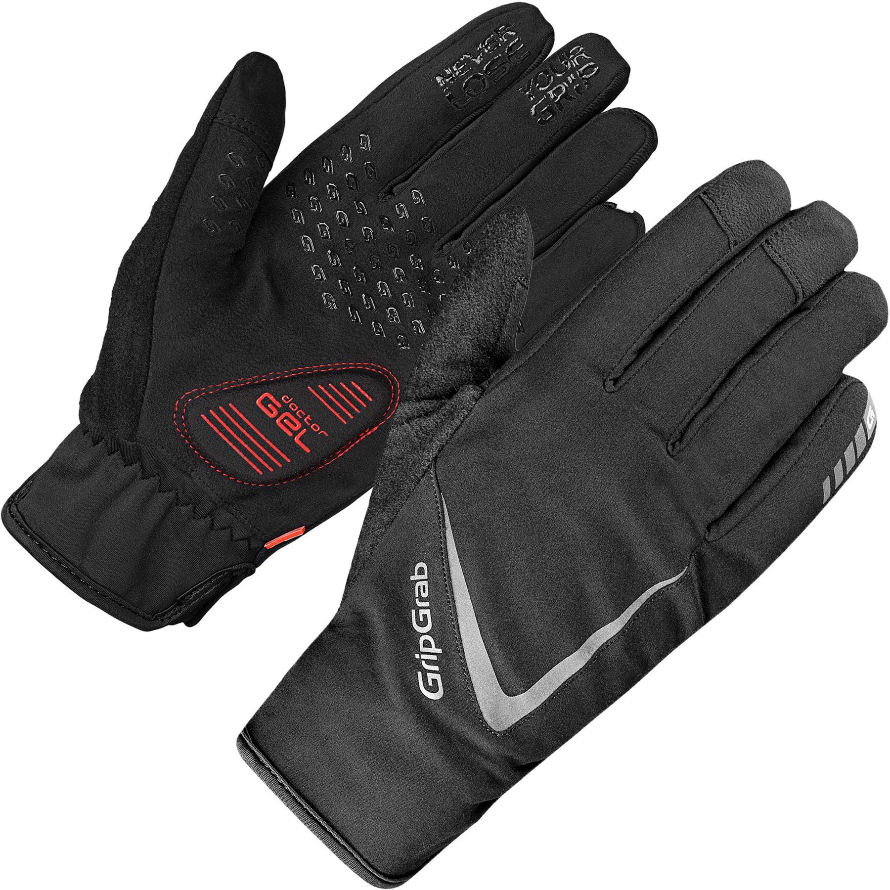 GripGrab Cloudburst Waterproof Midseason Glove - Black
