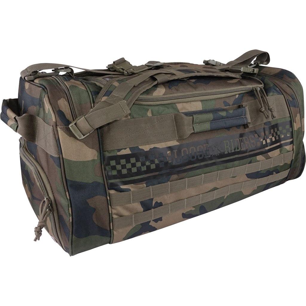 Loose Riders Tactical Duffle Bag Sessions 72 L - Camo
