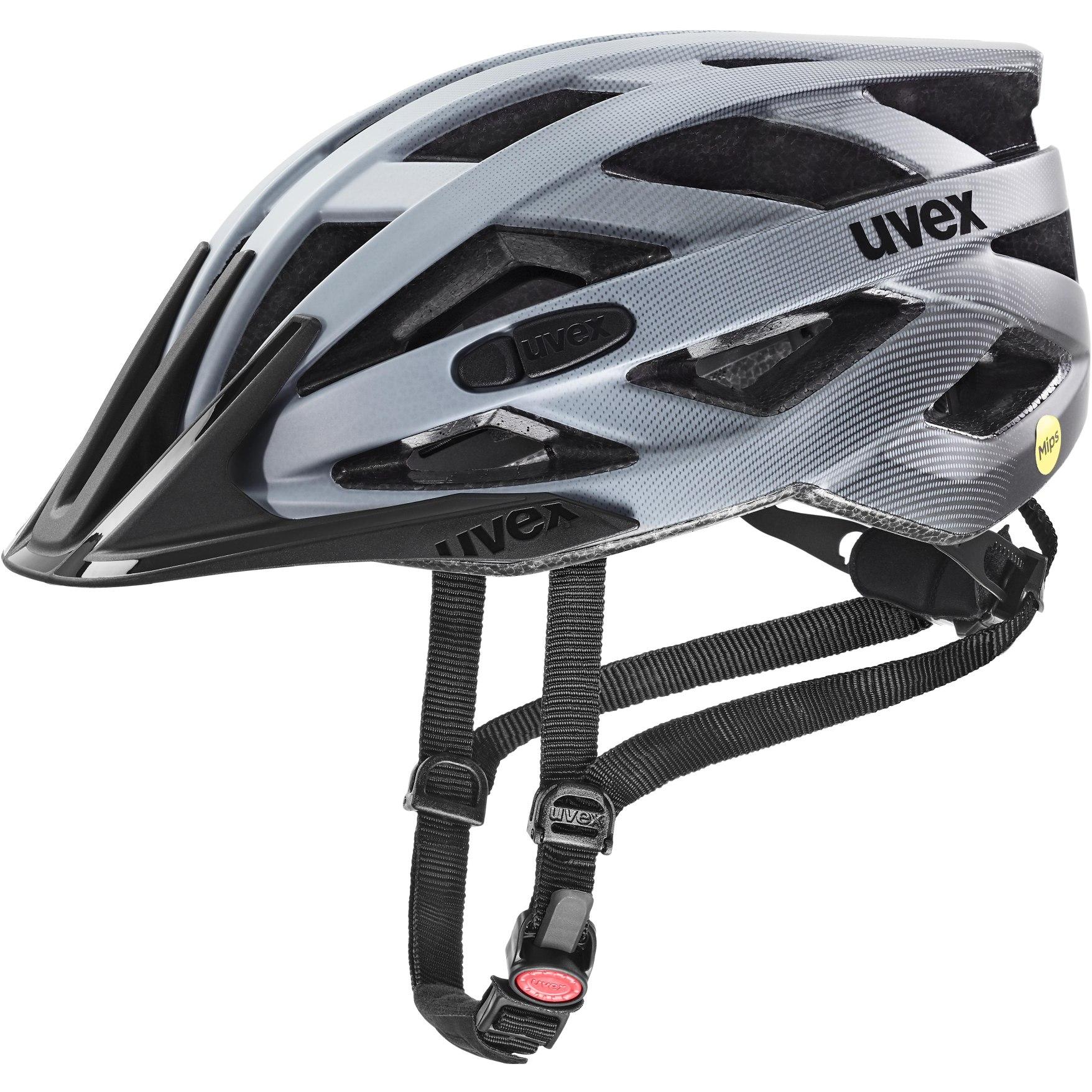 Uvex i-vo cc MIPS Helm - dove grey mat