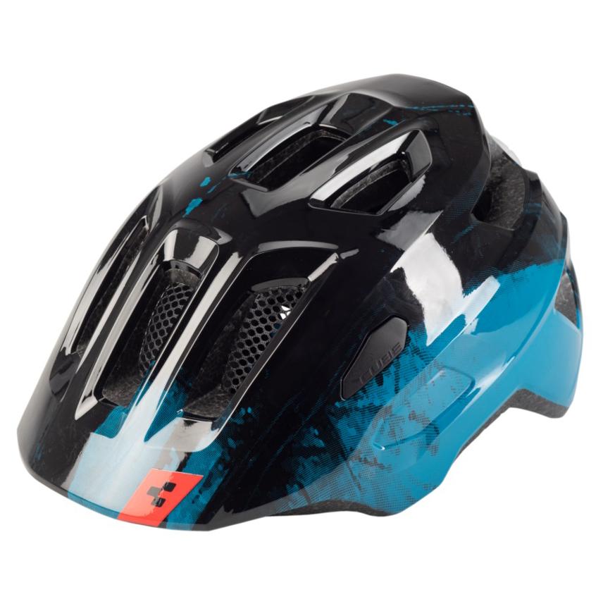 CUBE Helmet LINOK - blue