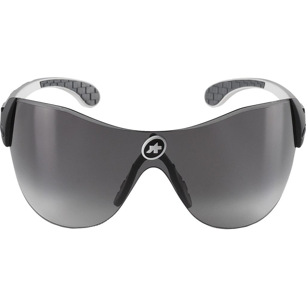 Assos EYEWEAR Zegho G2 Interceptor Black + Crystal Glasses