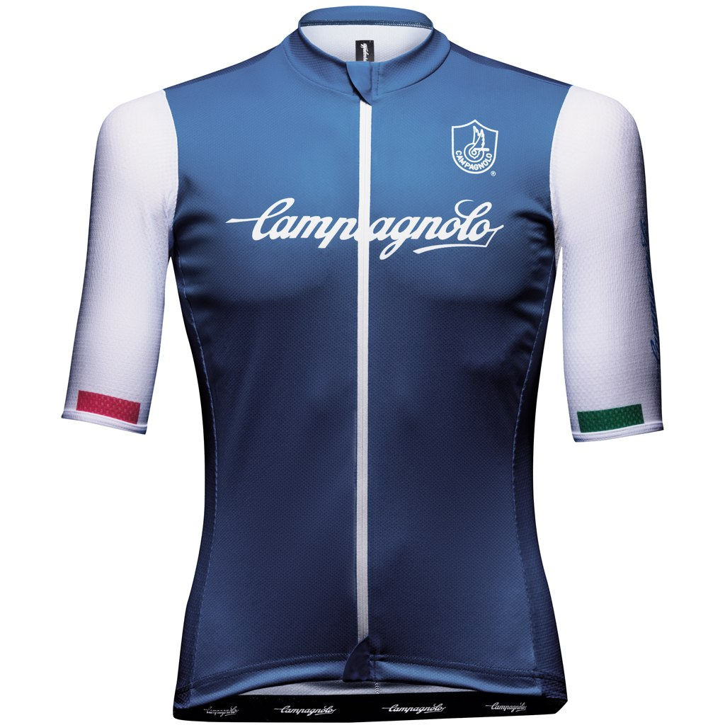 Campagnolo Iridio Jersey - blue/white