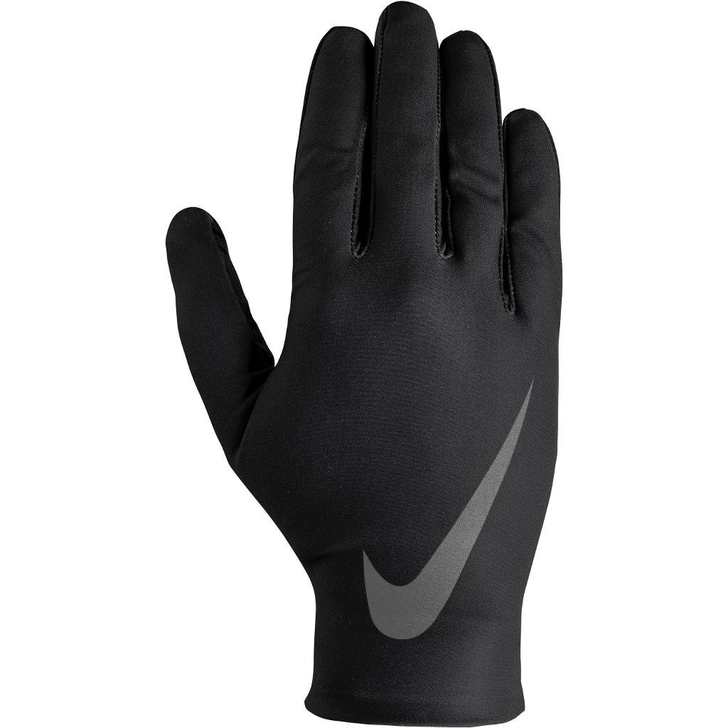 Nike Men's Base Layer Herren Laufhandschuhe - black/black/dark grey 026