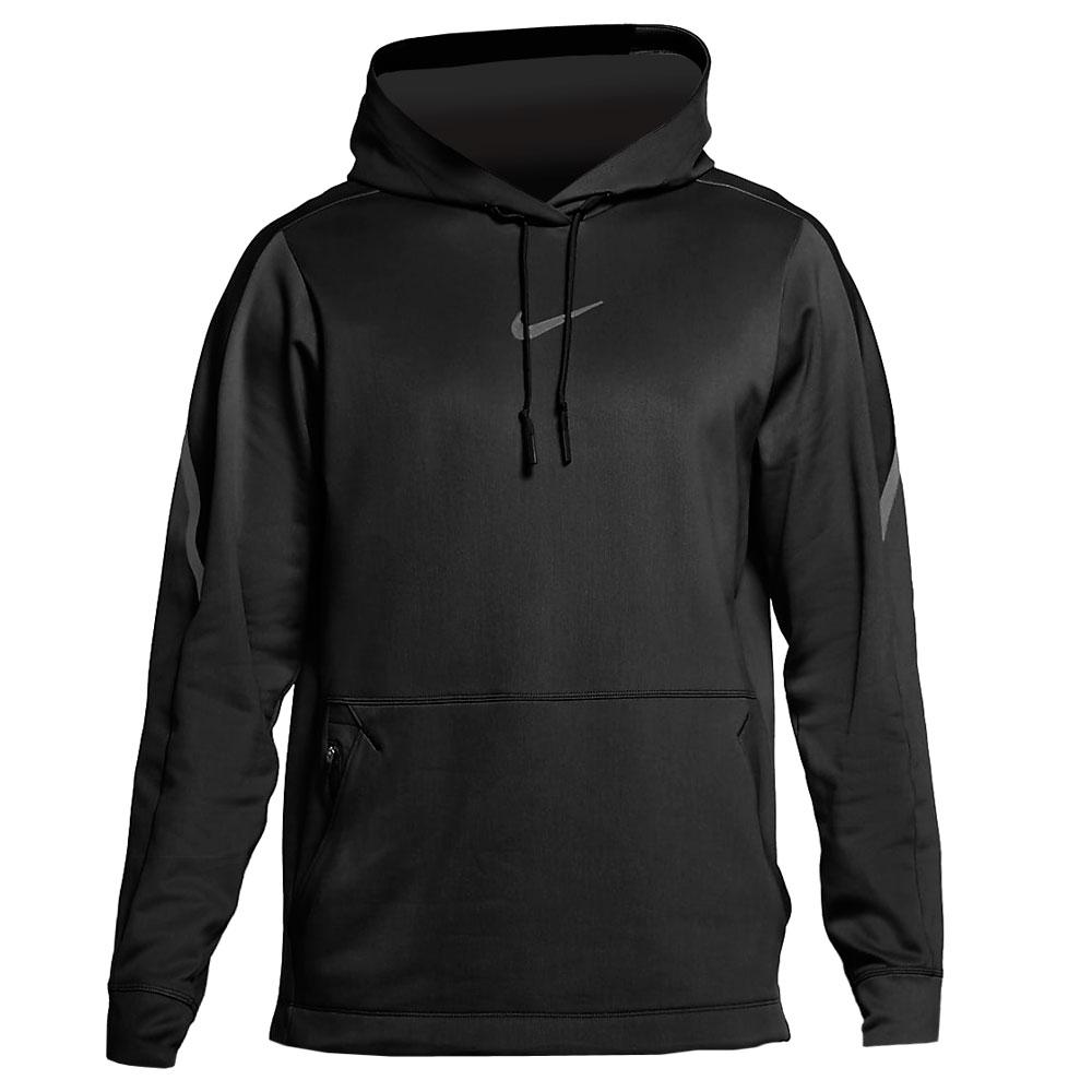 Foto de Nike Pro Suéter para hombre - black/iron grey CV8105-010