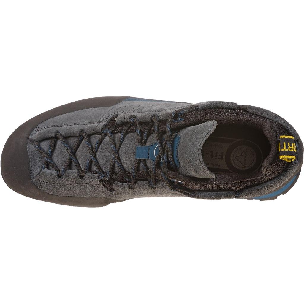Image of La Sportiva Boulder X Approach Shoes - Carbon/Opal