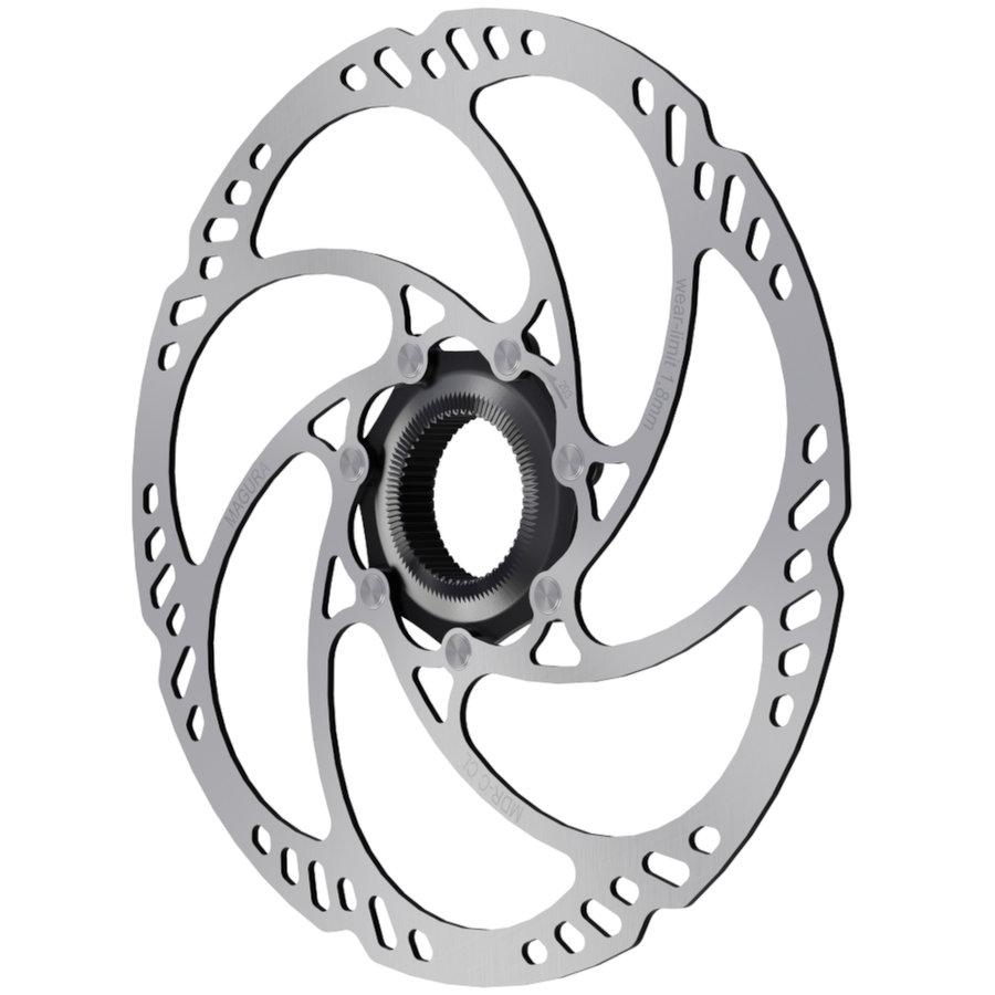 Image of Magura MDR-C - Centerlock Disc Brake Rotor for QR axle - 203mm